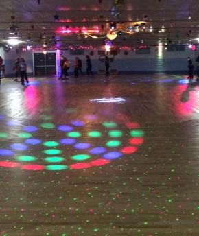 Cavalier Skating Rink Chillicothe Ohio - Roller skating rink flooring for sale